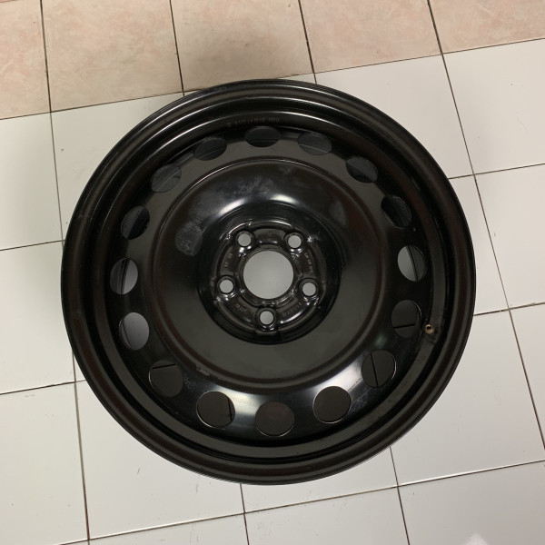 Cerchi in Ferro – Volkswagen Polo – 16″ Pollici 5 Fori – TESTATI 100%