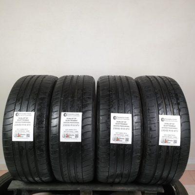 235/50 R18 97V Dunlop SP Quattromax +5MM