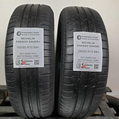 185/65 R15 88H Michelin Energy Saver+ +5MM – Gomme Estive