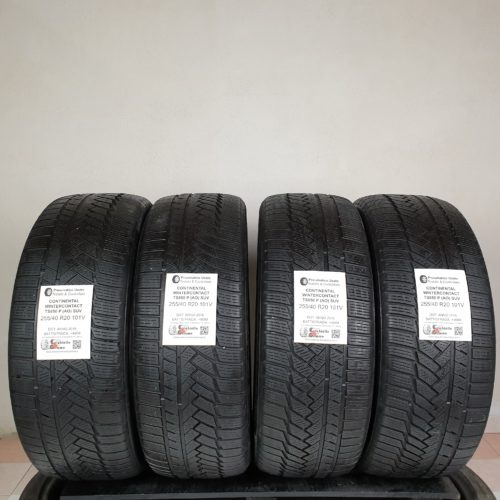 255/45 R20 101V M+S Continental WinterContact TS850 P (AO) SUV – Gomme Invernali