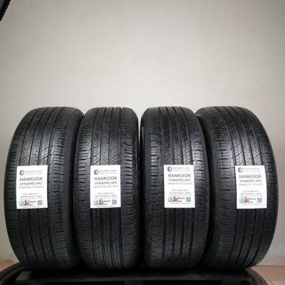 235/60 R18 107V M+S Hankook Dynapro HP2 – 70% +6mm – Gomme 4 Stagioni