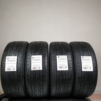225/55 R18 98V M+S Continental ContiCrossContact LX2 – 60% +5mm – Gomme 4 Stagioni