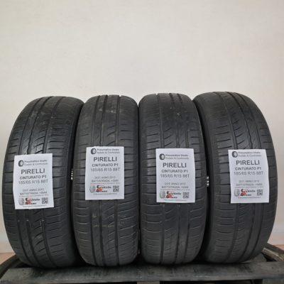 185/65 R15 88T Pirelli Cinturato P1 – 60% +5mm – Gomme Estive