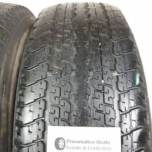 255/70 R18 113S M+S Bridgestone Dueler H/T 840 – Gomme 4 Stagioni