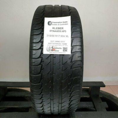 215/50 R17 95V XL Kleber Dynaxer HP3 – Gomme Estive