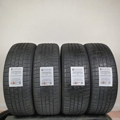 235/55 R19 101H M+S Continental CrossContact Winter (AO) – 60% +5mm – Gomme Invernali