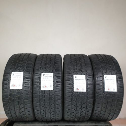 275/45 R20 110V M+S Bridgestone Blizzak LM2S 4×4 – 70% +6mm – Gomme Invernali
