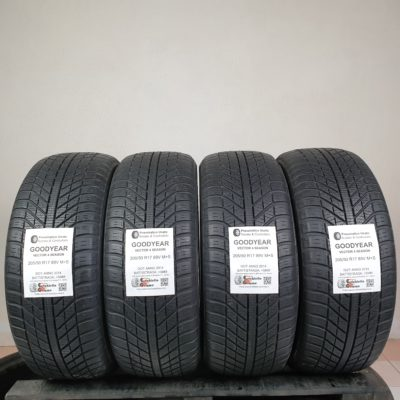 205/50 R17 89V M+S Goodyear Vector 4 Season – 60% +5mm – Gomme 4 Stagioni