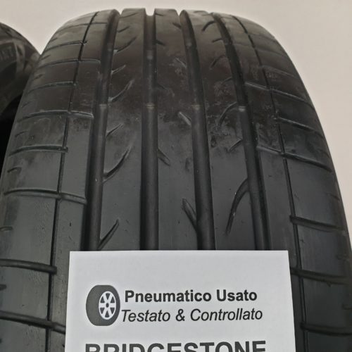 205/55 R17 91V Bridgestone Dueler H/P Sport (RSC) Runflat – 70% +6mm – Gomme Estive