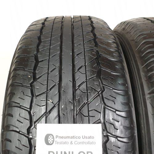 265/60 R18 110H M+S Dunlop AT20 GrandTrek – 60% +5mm – Gomme Estive