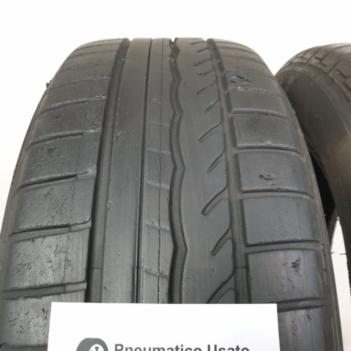 185/60 R15 84H Dunlop SP Sport 01 – 50% +4mm – Gomme Estive