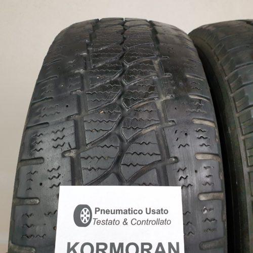 225/70 R15C 112/110R M+S Kormoran Vanpro Winter – 60% 5mm Gomme Invernali Trasporto