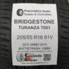 205/55 R16 91V Bridgestone Turanza T001 – 60% +5mm Gomme Estive