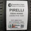 235/60 R18 103V Pirelli Pzero Rosso – 60% +5mm – Gomme Estive
