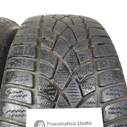 225/50 R17 98H XL M+S Dunlop SP Winter Sport 3D (AOE) (RSC) Runflat – 60% +5mm Gomme Invernali