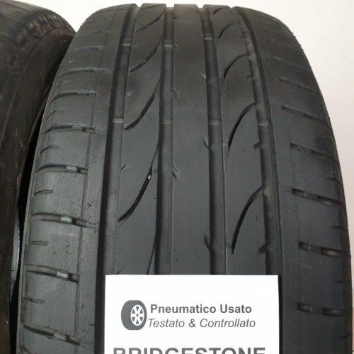 235/55 R17 99V Bridgestone Dueler H/P Sport – 50% +4mm – Gomme Estive