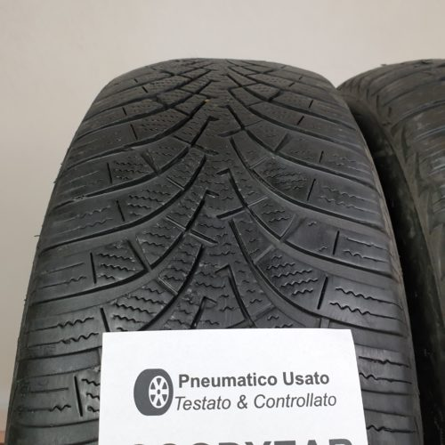 205/60 R16 92H M+S Goodyear UltraGrip 9 –  50% +4mm – Gomme Invernali