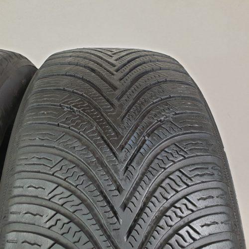 205/55 R17 95H XL M+S Michelin Alpin 5 – 50% +4mm – Gomme Invernali