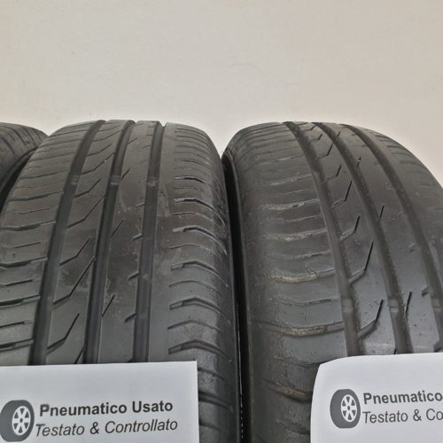 155/70 R14 77T Continental ContiPremiumContact 2E – 60% +5mm – Gomme Estive