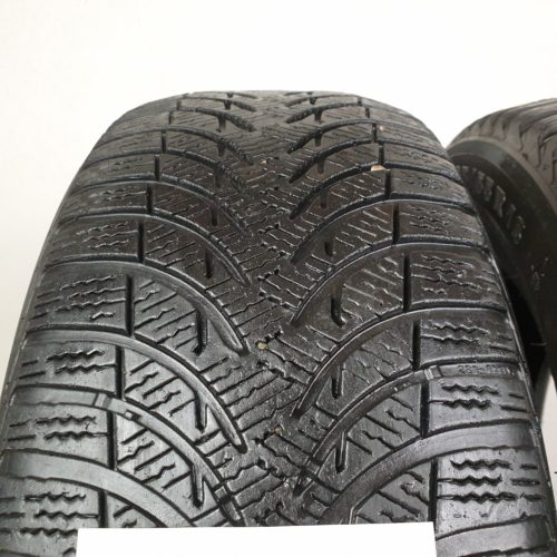 205/55 R16 91H M+S Michelin Alpin A4 – 50% +4mm Gomme Invernali
