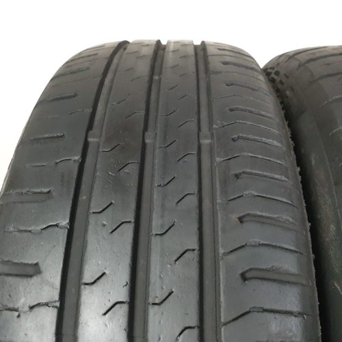 185/65 R15 88T Continental ContiEcoContact 5  – 50% +4mm – Gomme Estive