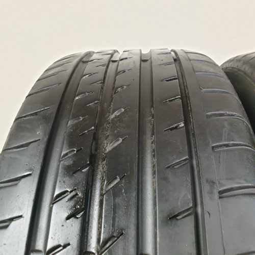 215/50 ZR17 95W XL Continental ContiSportContact 3 – 60% +5mm – Gomme Estive