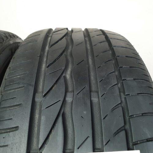 195/50 R15 82V  Bridgestone Turanza ER300 – 60% +5mm Gomme Estive