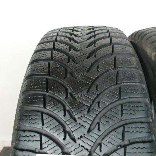 185/55 R16 83H M+S Michelin Alpin A4 – 60% +5mm Gomme Invernali