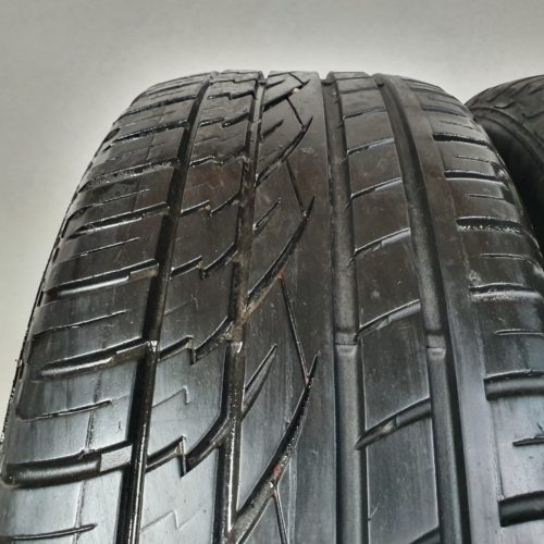 235/55 R19 105V XL M+S Continental CrossContact (UHPE) – 60% +5mm Gomme 4 Stagioni