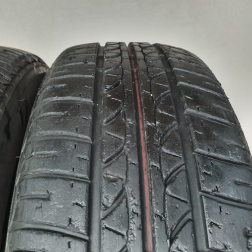 185/65 R15 88H Bridgestone B250 –  60% +5mm Gomme Estive