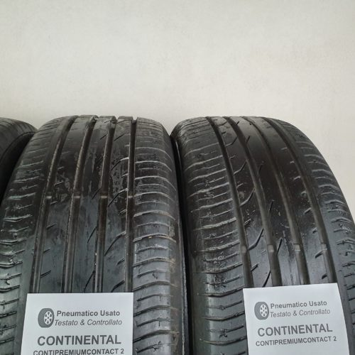 215/55 R18 95H Continental ContiPremiumContact 2 – 70% +6mm – Gomme Estive