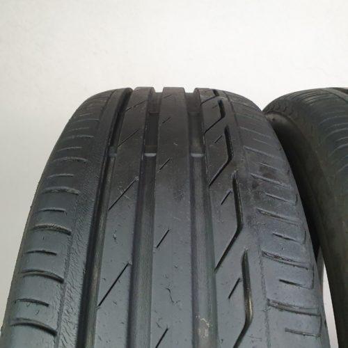 185/60 R15 84H Bridgestone Turanza T001 – 50% +5mm Gomme Estive
