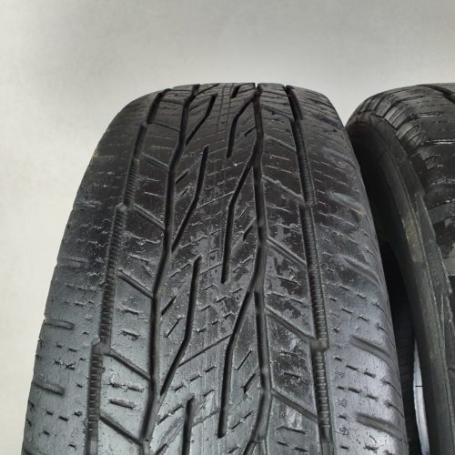 225/75 R16 104S M+S Continental ContiCrossContact LX2 – 60% +5mm Gomme 4 Stagioni