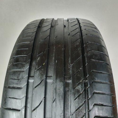 225/50 R17 94Y Continental ContiSportContact 5 (AO) – 60% +5mm Gomma Estiva