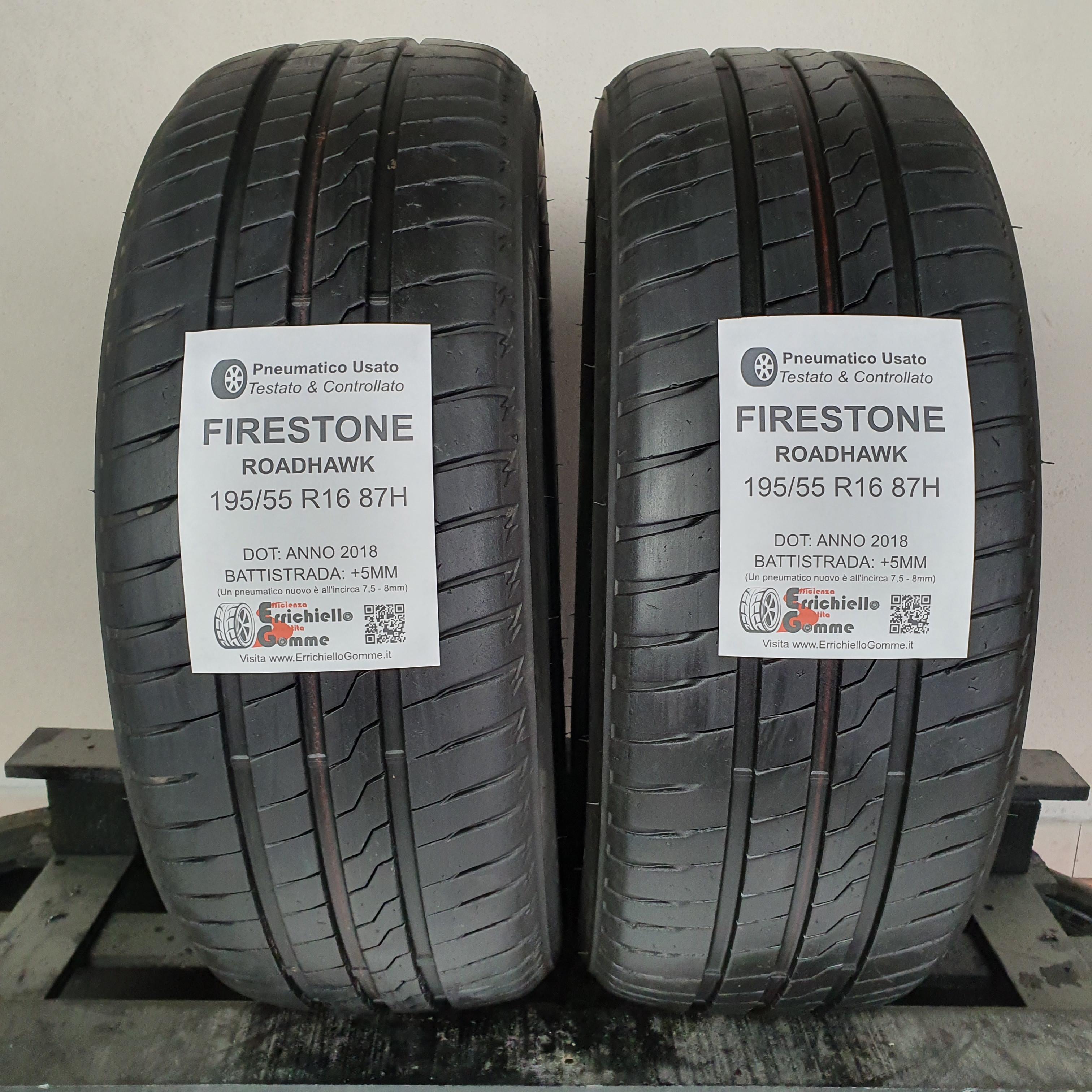 pneumatico Bridgestone ROADHAWK