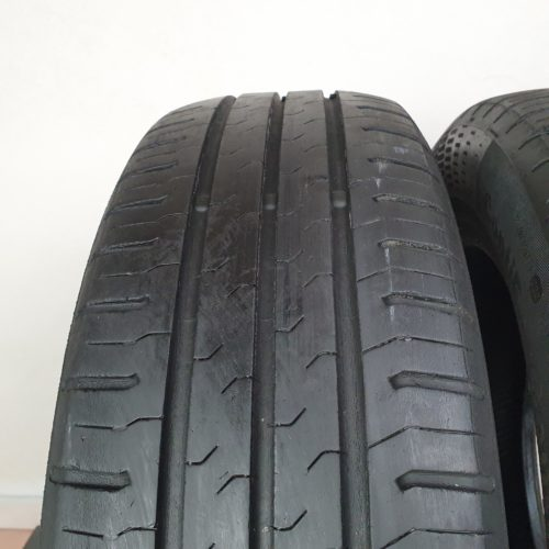 185/65 R15 88T Continental ContiEcoContact 5 – 60% +5mm – Gomme Estive