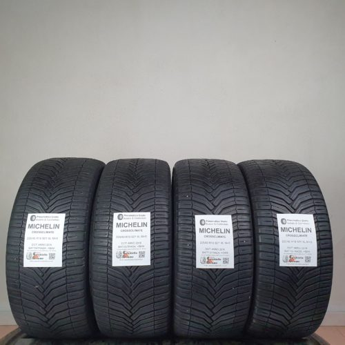 225/40 R18 92Y XL M+S Michelin CrossClimate – 60% +5mm – Gomme 4 Stagioni