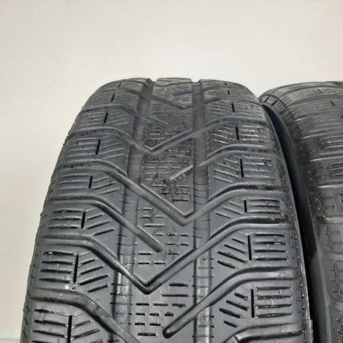 195/60 R15 88T M+S Pirelli SnowControl Winter 190 Serie 2/3 –  60% +5mm Gomme Invernali