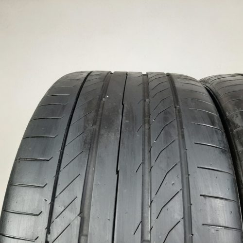 295/35 R21 103Y Continental ContiSportContact 5P (NO) – 60% +5mm – Gomme Estive