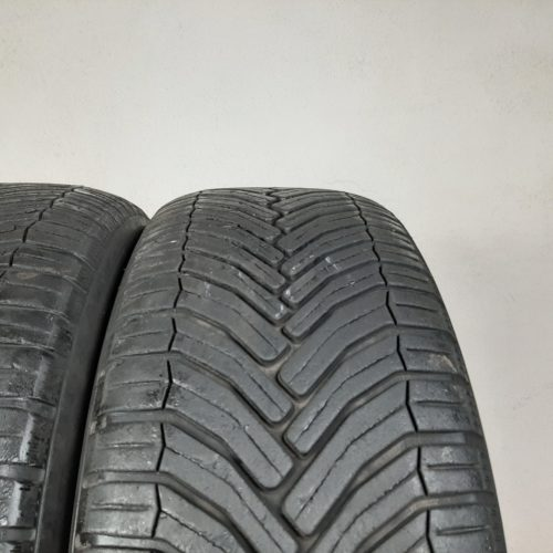185/60 R15 88V XL M+S Michelin CrossClimate –  50% +4mm Gomme 4 Stagioni