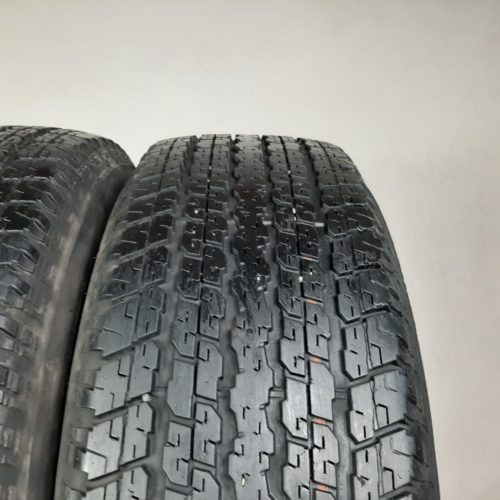 255/70 R18 113S M+S Bridgestone Dueler H/T 840  – 70% +6mm Gomme 4 Stagioni