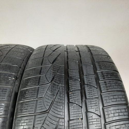 275/35 R20 102W M+S Pirelli SottoZero Winter 270 (Serie 2) – 70% +6mm – Gomme Invernali