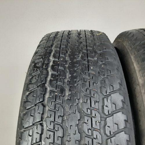 255/70 R18 113S M+S Bridgestone Dueler H/P 840 – 60% +5mm Gomme 4 Stagioni