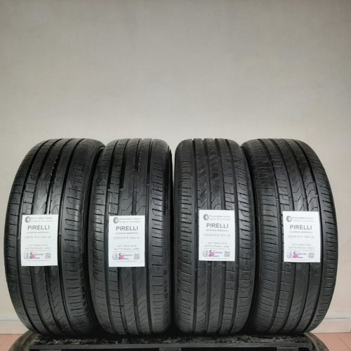 235/55 R19 105V XL Pirelli Scorpion Verde (VOL) – 70% +6mm – Gomme Estive