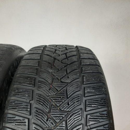 245/45 R18 100V XL M+S Dunlop Winter Sport 5 – 70% +6mm – Gomme Invernali