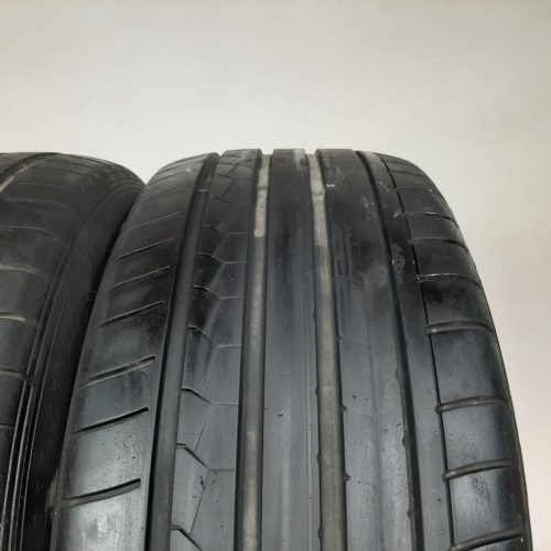 255/45 R20 101W Dunlop SP SportMaxx GT (AO) – 60% +5mm Gomme Estive