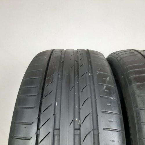 235/50 R18 97V Continental ContiSportContact 5 (SUV) – 50% +4mm – Gomme Estive