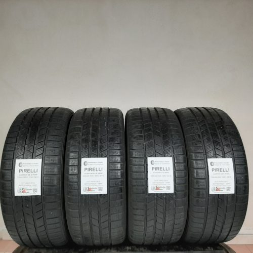 255/45 R20 105V M+S Pirelli Scorpion Ice & Snow – 70% +6mm – Gomme Invernali