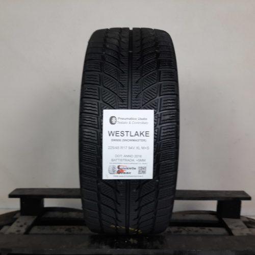 225/45 R17 94V XL M+S Westlake SW608 (SnowMaster) – 60% +5mm – Gomma Invernale