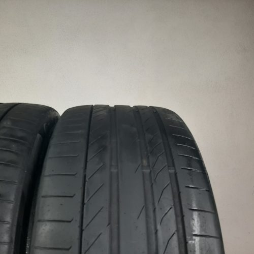 265/40 R21 101Y Continental ContiSportContact 5P (NO) –  50% +4mm Gomme Estive